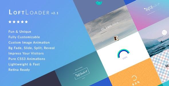 LoftLoader Pro v2.1.1,WordPress预加载插件