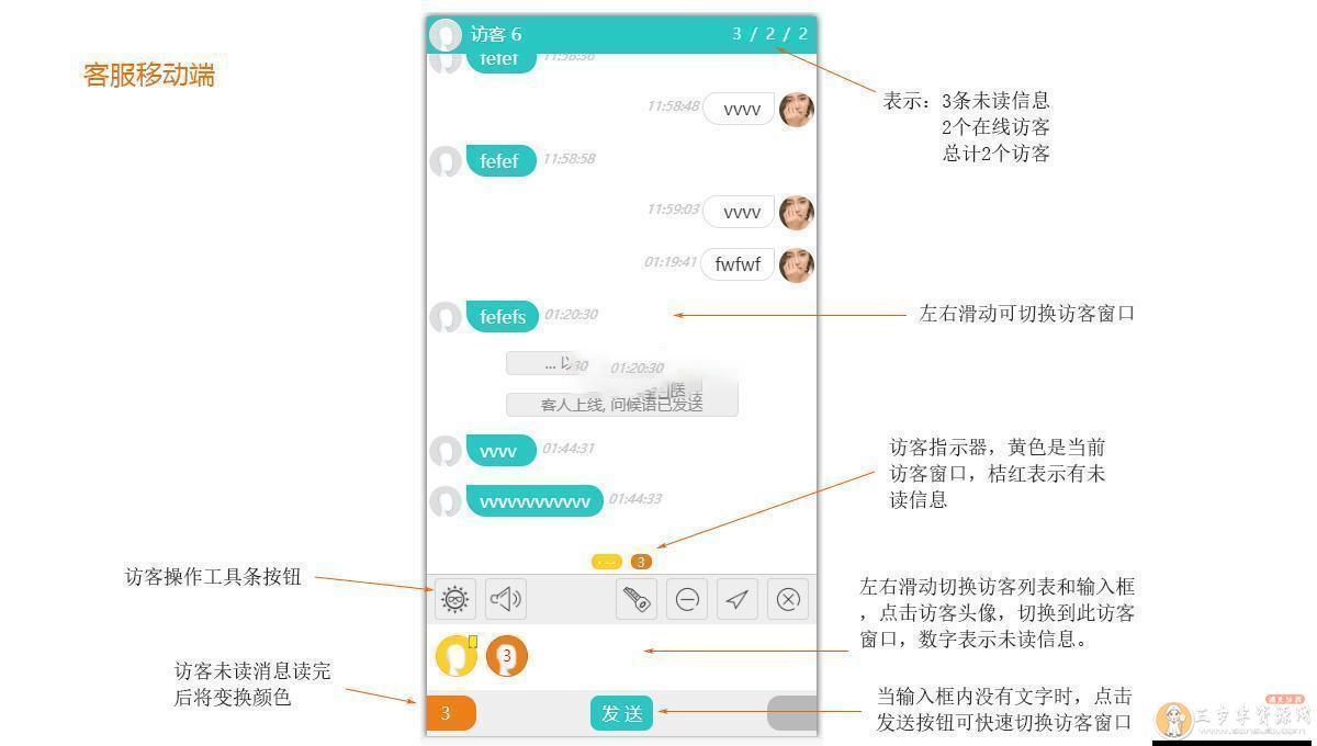 WeLive免费开源智能在线客服系统 v5.4.0