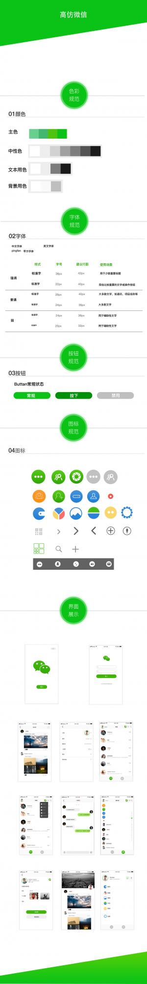 2019新版仿微信社交社区即时通讯聊天源码,带PC端及开发文档说明文档